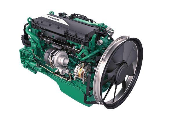 motores industriales volvo penta